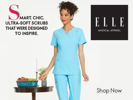 Elle Scrubs Smart Chic