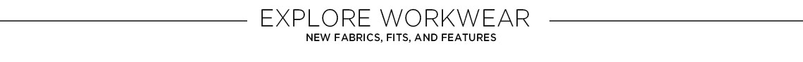 explore workwear